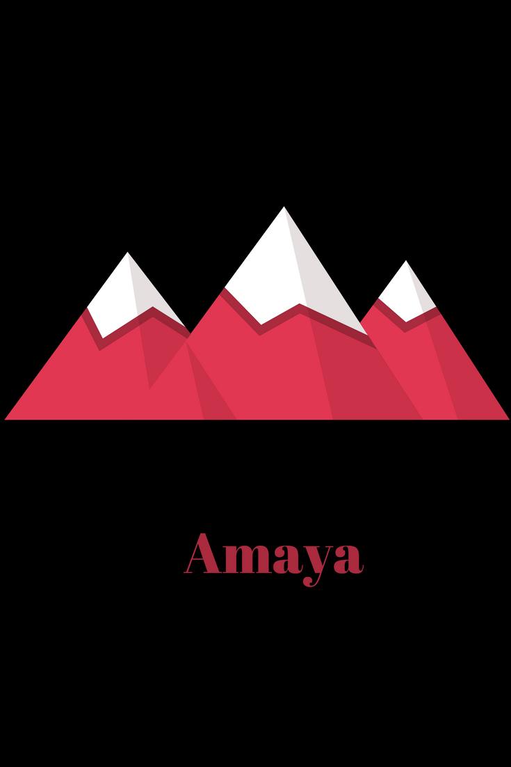 Amaia, Amaya | Legitimate Baby Names