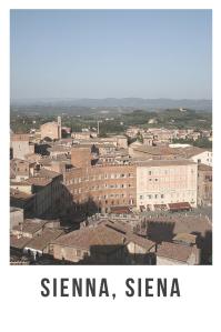 Sienna, Siena